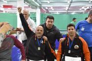 """""""Σάρωσαν"""" οι αθλητές του Ήφαιστου Πατρών στο πινγκ πονγκ (pics)"""