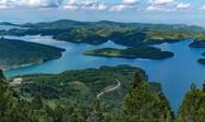 Ένα πανέμορφο timelapse βίντεο από τη λίμνη Πλαστήρα