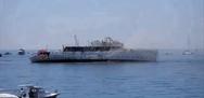 Η ελεγχόμενη βύθιση πλοίου παραλίγο να εξελιχθεί σε τραγωδία (video)