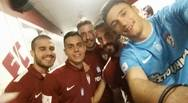 Καλύτερος νέος ποδοσφαιριστής της Football League o Πατρινός Γιάννης Μασούρας (pics)