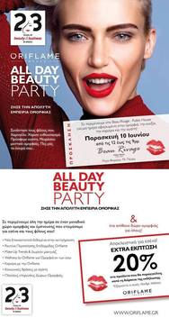All Day beauty party at Beau Rivage - Public House