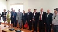 Ο ΣΕΒΙΠΑ και ο Δήμος Δυτικής Αχαΐας υποδέχτηκαν τα μέλη της Πρεσβείας της Πολωνίας (pics)