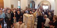 Πάτρα: Με κατάνυξη γιορτάστηκε η μνήμη του Αγίου Ιωάννη του Ρώσου