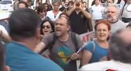 Αποδοκίμασαν βουλευτές και υπουργούς του ΣΥΡΙΖΑ - ''Είστε ό,τι χειρότερο έχουμε δει'' (pic+vids)