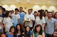 Πάτρα: Η τούρτα έκπληξη από το χορευτικό του Δήμου στον Χρήστο Γιαννόπουλο (pics)