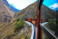 «Η μύτη του διαβόλου» είναι η πιο «δύσκολη» σιδηροδρομική γραμμή στον κόσμο (pics)