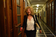 Στην Πάτρα θα βρεθεί η Σία Αναγνωστοπούλου για τη νέα Πανελλαδική καμπάνια του ΣΥΡΙΖΑ