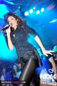 Eleni Foureira Live @ Fabric Club 29-11-11