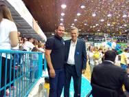 Ο Αχαιός Γρηγόρης Κοντοδήμος στον τελικό πρωταθλήματος μπάσκετ με αμαξίδιο (pics)
