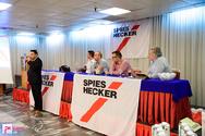 Σεμινάριο ΚΟΛΛΙ ΧΡΩΜΑΤΑ SPIES HECKER στο Ξενοδοχείο Αστήρ 13-06-16