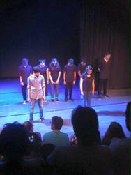 Με μεγάλη επιτυχία η παράσταση «Το μεγάλο μας τσίρκο» από το 9ο Γυμνάσιο Πατρών (pics)