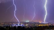 Πάτρα: To καλύτερο 'κλικ' που ξεχωρίσαμε από την καταιγίδα του Σαββάτου (pic)