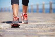 10 λεπτά περπάτημα την ημέρα ωφελεί την υγεία