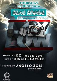 'Lay Low' Party at Beau Rivage