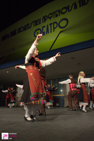 """Η """"επιμονή"""" του Χορευτικού Τμήματος του Δήμου Πατρέων έδωσε και πάλι ζωή στο Θέατρο Τέχνης (pics+video)"""