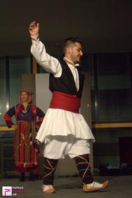 """Χορευτικό Τμήμα Δήμου Πατρέων - Θέατρο Τέχνης - """"Eπιμονή"""" 29-06-16 Part 3/3"""