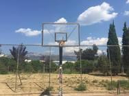 Πάτρα: Εικόνα εγκατάλειψης στο «γηπεδάκι» μπάσκετ της Αγυιάς