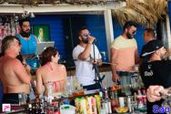 Ο Giannis Sofillas ξεσήκωσε το Sao με την λύρα του! (pics)