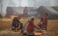 Η νομαδική φυλή Raute που ζει τρώγοντας άγρια ζώα και καρπούς (pics)