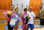 Ενόργανη γυμναστική: Πέντε μετάλλια για τους αθλητές του Άτλαντα Πατρών