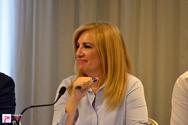 Φώφη Γεννηματά από Πάτρα: 'Στοίχημα η ανασυγκρότηση του χώρου της κεντροαριστεράς' (pics)