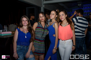 Throw Back - Summer Edition at Dose Cafe Bar 06-07-16