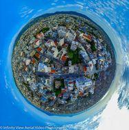 Μια ολόκληρη γειτονιά της Πάτρας μεταμορφώθηκε σε έναν μικρό πλανήτη!