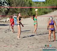 Με επιτυχία το πρώτο τουρνουά Beach Volley γυναικών στον Αι Χέλη (pics)