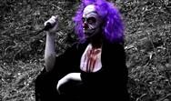 Ο πιο τρομαχτικός κλόουν βρίσκεται... στο Δασύλλιο της Πάτρας! (video)