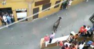 Ισπανία: Μητέρα δύο παιδιών έχασε τη ζωή της από μαινόμενο ταύρο (pics+video)