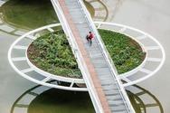 Friedrich Bayer: Μια γέφυρα εμπνευσμένη από… νούφαρα! (pics)
