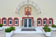Πάτρα: Πανηγυρίζει το παρεκκλήσιο της Αγίας Άννας στην Παναγία Αλεξιώτισσα