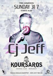 Cj Jeff at Koursaros Cocktail Club Restaurant
