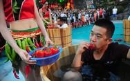 Ένας κινέζικος διαγωνισμός που απευθύνεται μόνο σε γενναίους! (pics)