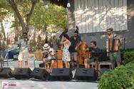 Πλημμύρισε με ήχους από gypsy jazz και swing το Mirasol!