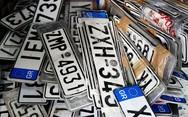 Δυτική Ελλάδα: Επιστρέφονται πινακίδες και διπλώματα οδήγησης