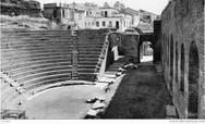 Το Αρχαίο Ρωμαϊκό Ωδείο της Πάτρας «γυμνό», χωρίς μάρμαρα!