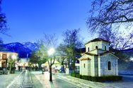 Το θέατρο ΑΚΡΟΠΟΛ στα Καλάβρυτα με τα «Ψηλά Βουνά»