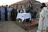 Αχαΐα: Πλήθος πιστών στην παράκληση της Παναγίας της Μέντζαινας