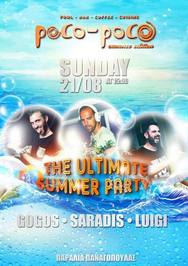 The Ultimate summer party στο Poco - poco