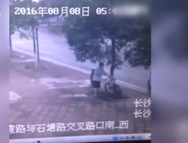 Ήθελε να κλέψει ποδήλατο και έκοψε ολόκληρο δέντρο (video)