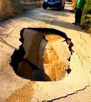 Πάτρα: Βρήκαμε την… τρύπα του Μπαγκς Μπάνι, κοντά στα Βραχνέικα