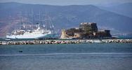 Στο Ναύπλιο το μεγαλύτερο ιστιοφόρο κρουαζιερόπλοιο του κόσμου (pics)