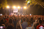 Lake Party Τριχωνίδα Live Μέλισσες - Rec - Playmen - The Mode - Ghali 18-08-16 Part 6/8