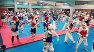 Πραγματοποιήθηκε με επιτυχία το 2o Summer Ιranian Taekwondo Camp (pics)