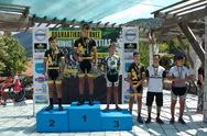 Ποδηλασία - Πρωτιές για Γκιώνη, Φασόη και Λεούση,  στους 6ους Αγώνες, στην Ορεινή Ναυπακτία (pics)