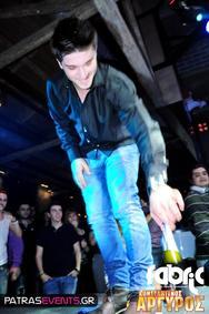 Konstantinos Argiros Live @ Fabric Club 13-12-11