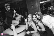 Partying all night στο Sea Through για τους εργαζομένους του Casino Rio!