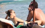 Βίκυ Καγιά - Ηλίας Κρασσάς: Φωτογραφίες από τις διακοπές τους στη Μύκονο!