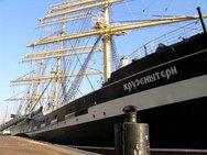 Στο λιμάνι της Πάτρας θα 'δέσει' σήμερα το Ρωσικό εκπαιδευτικό ιστιοφόρο «Kruzenshtern»!